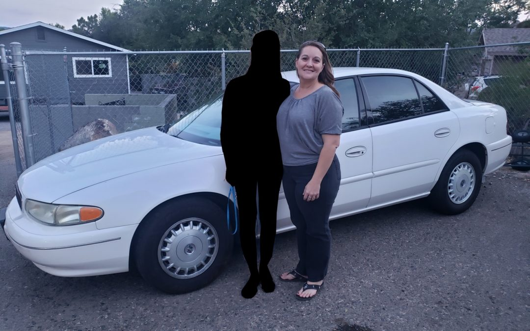 Car Donated to Homeless Family