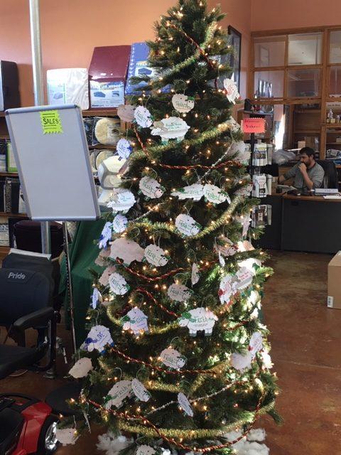 Goodwin Giving Tree 2019