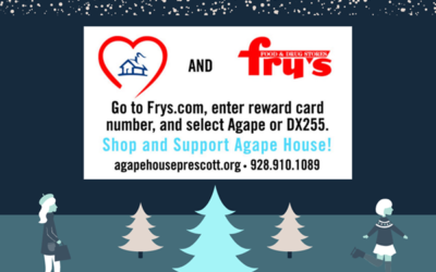 Link Fry's Food Card and Make a Difference