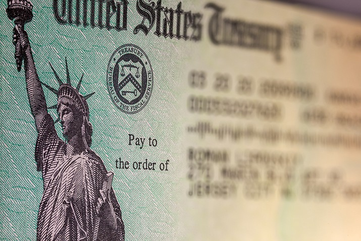 Pay Your Stimulus Check Forward
