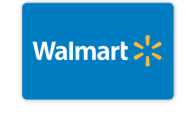 Grant From Walmart!  Thank You!